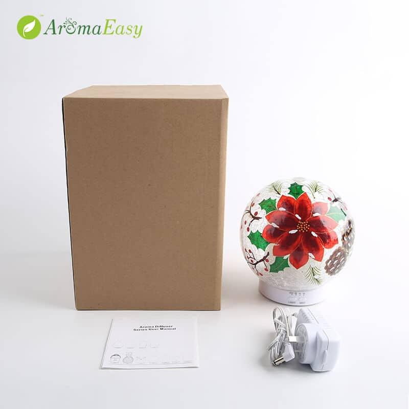 Wholesale-Poinsettia-Essential-Oil-Aroma-Diffuser-X117E2- 패키지