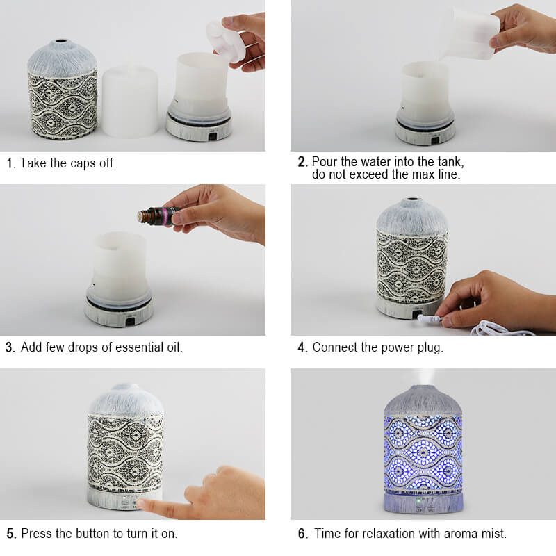 Wholesale-Totem-Essential-Oil-Aroma-Diffuser-X117C-Instructions
