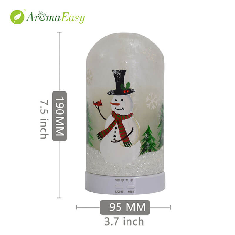 glass aromatherapy diffuser