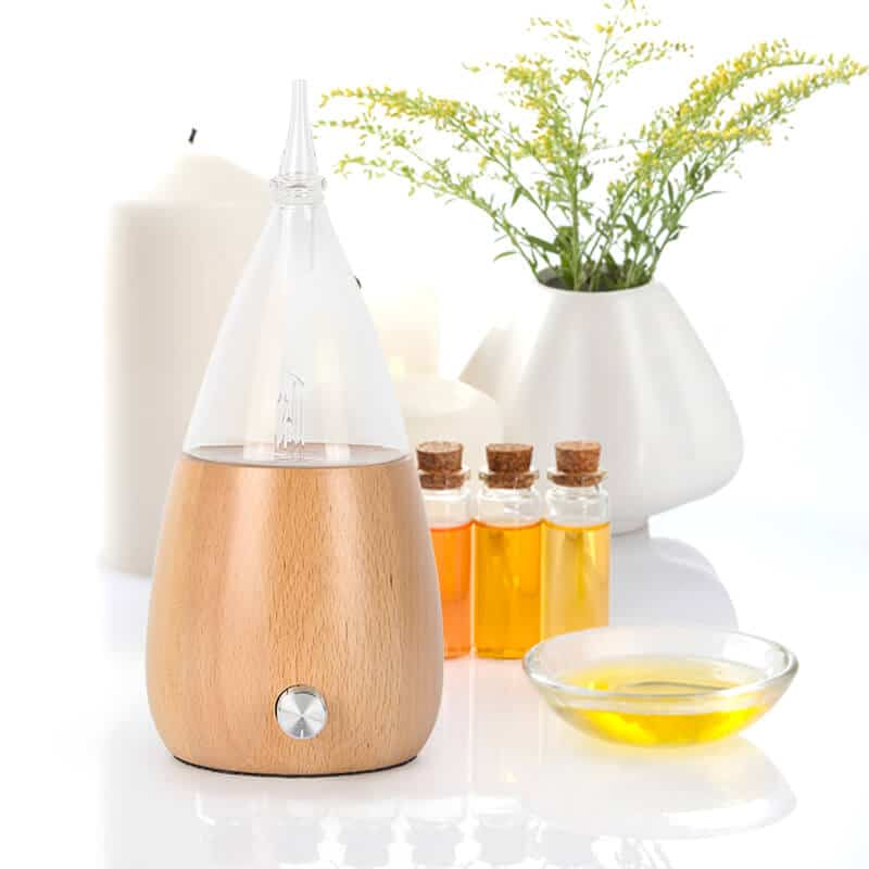 glass nebulizer diffuser