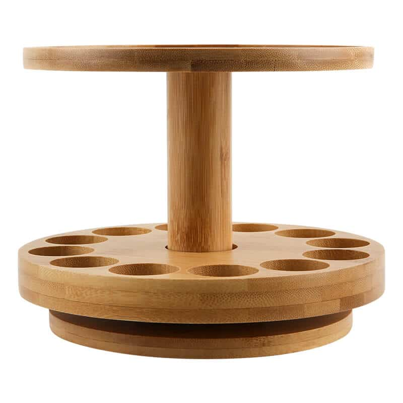 AromaEasy Bamboo Diffuser Holder carousel
