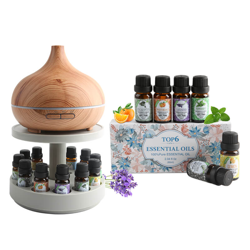 AromaEasy 2020 Essential oil Starter Kit K001-01
