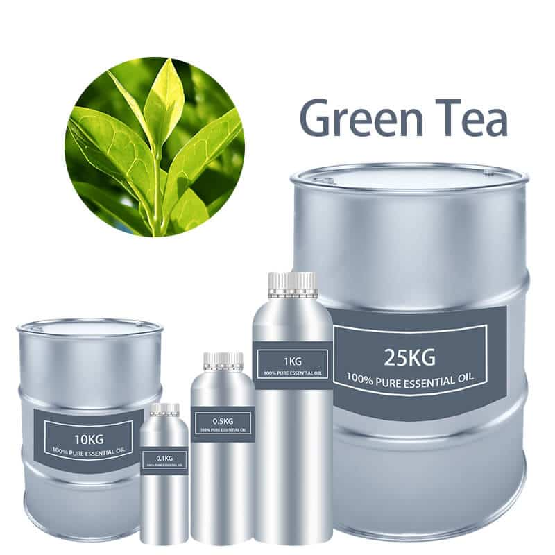 Green Tea Essential Oil