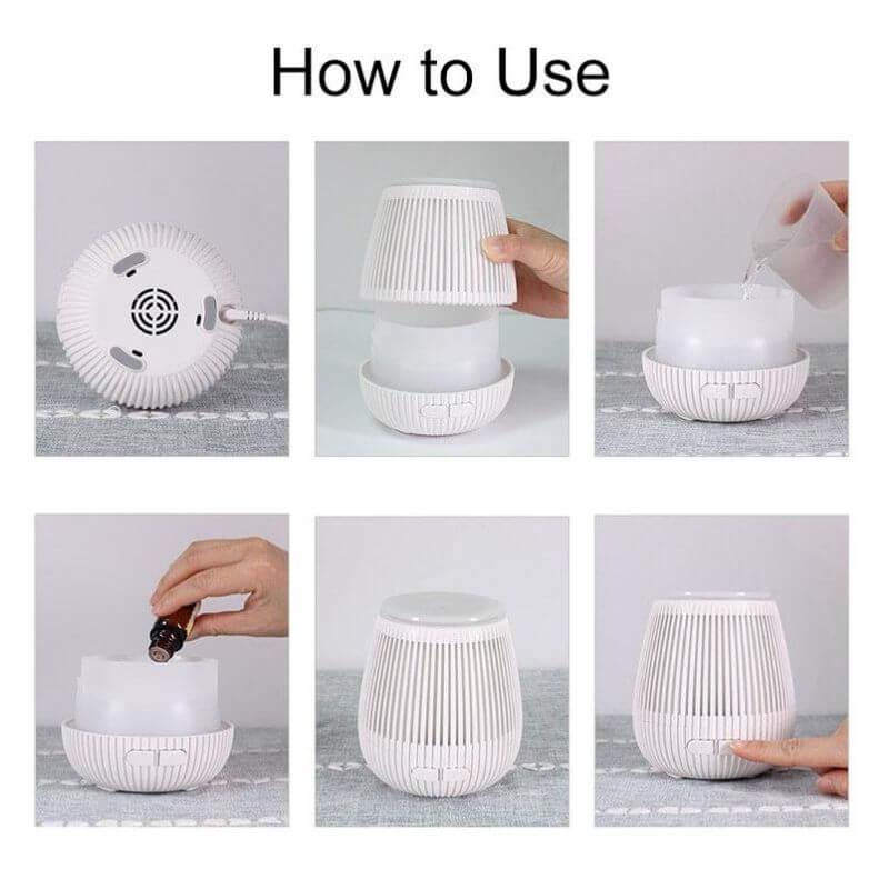 cheap essential oil diffuser