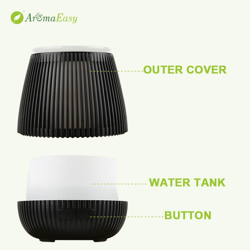 sparoom mini scentifier essential oil diffuser