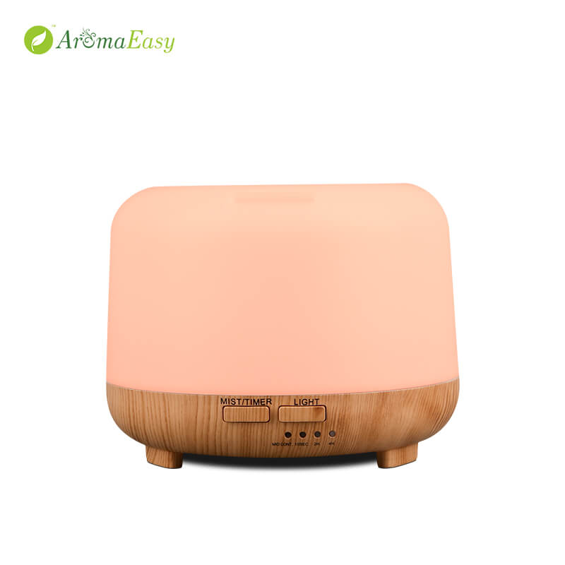 LED color changing diffuser
