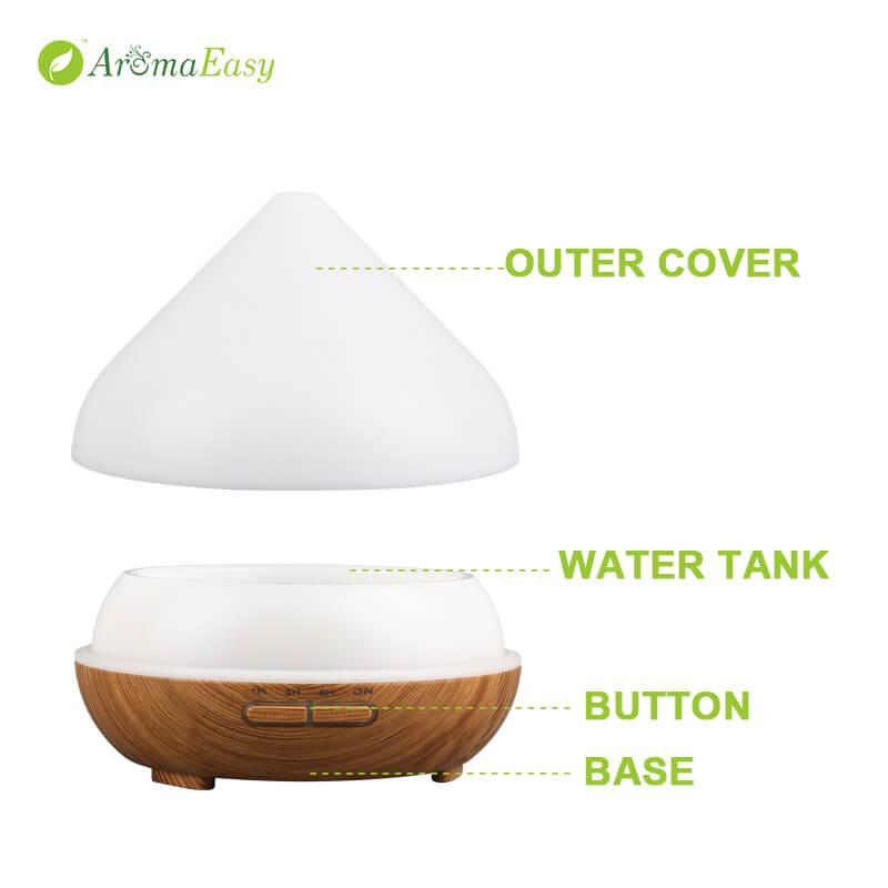 LED Essential Oil Diffuser