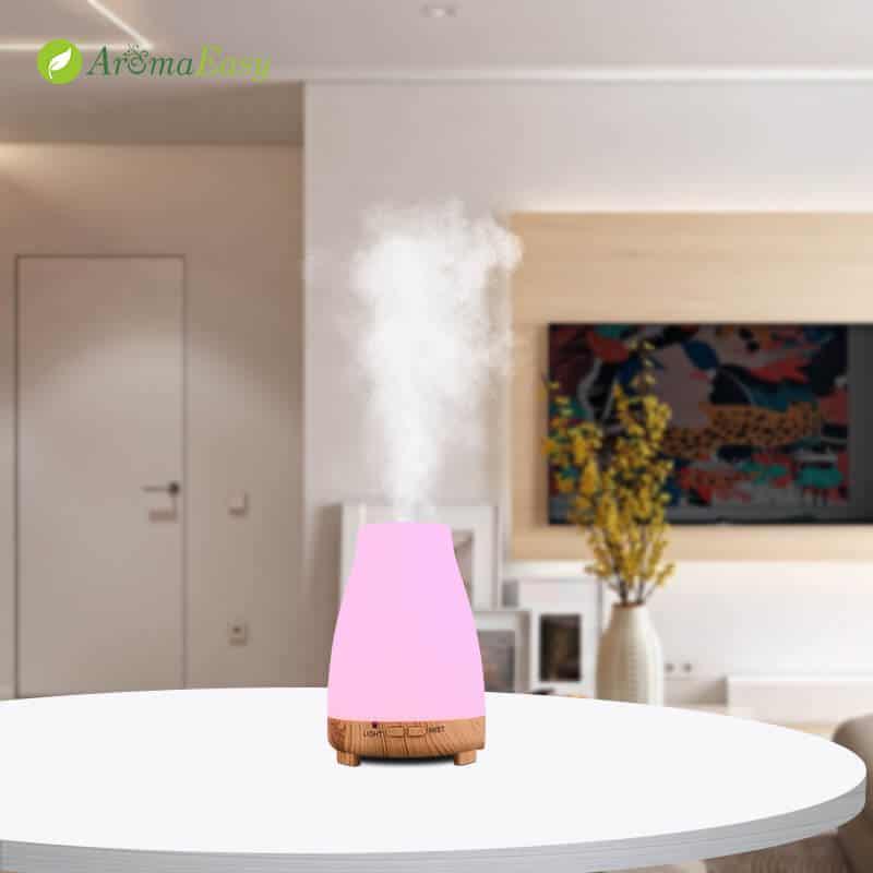 LED usb essential oil diffuser