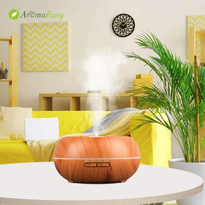 Wooden Oil Diffuser