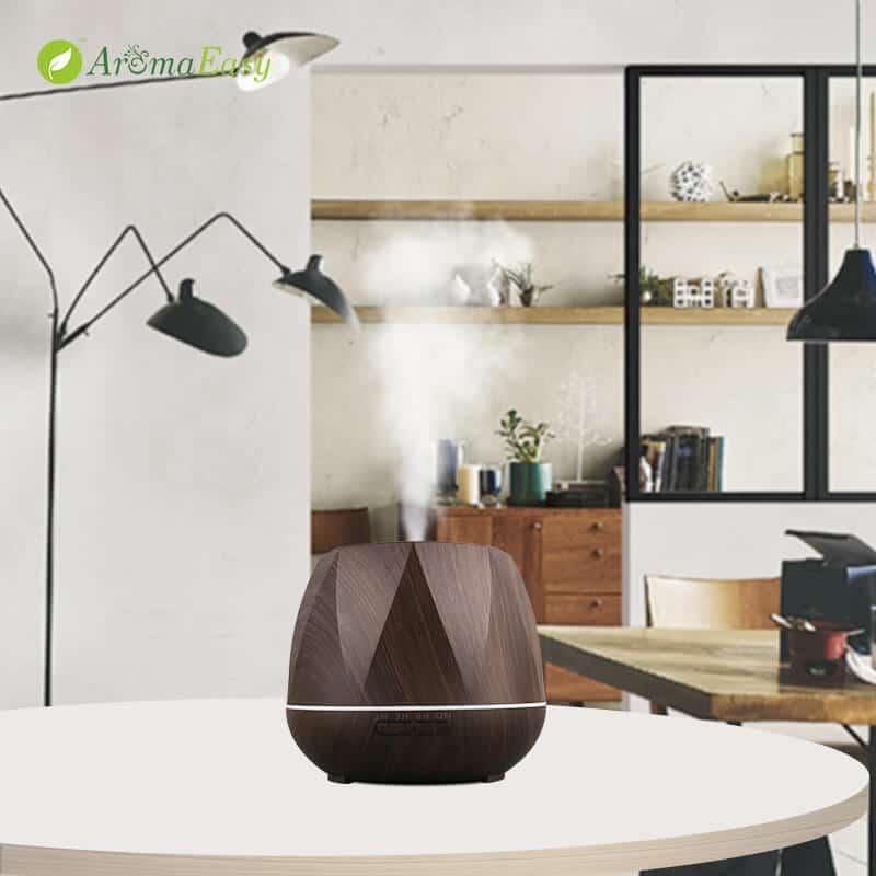 Dark wood aroma diffuser
