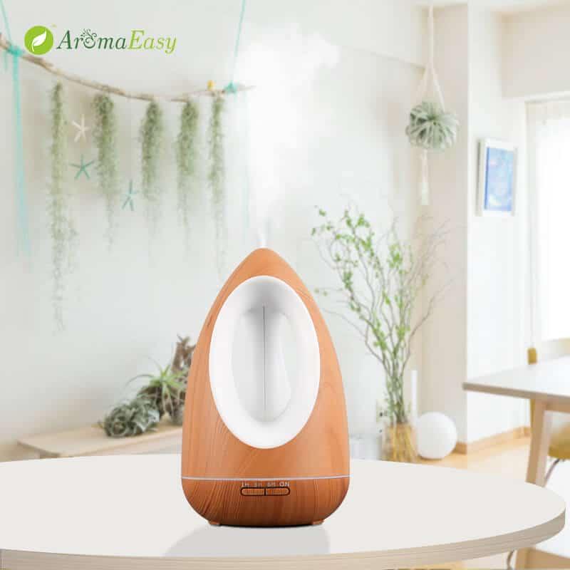 led light aroma diffuser