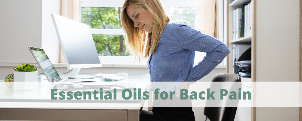 Essential Oils for Back Pain