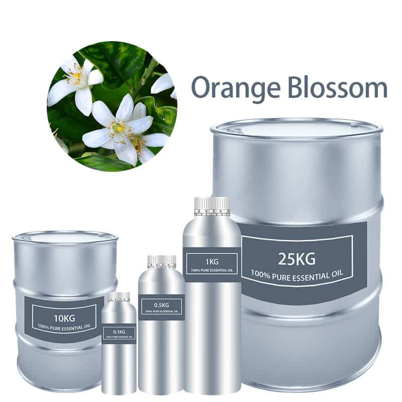 Orange Blossom Essential Oil