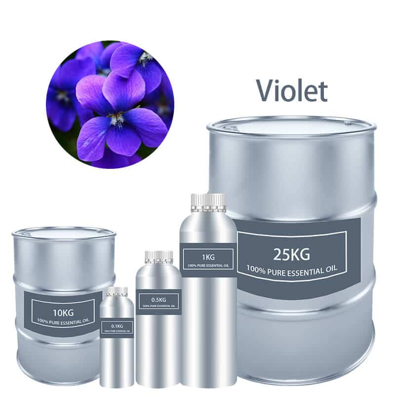 Violet Essential Oil