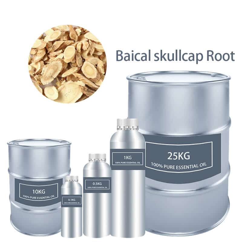 Baical Skullcap Root Essential Oil