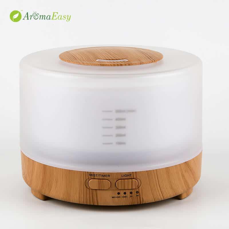 aroma diffuser led light