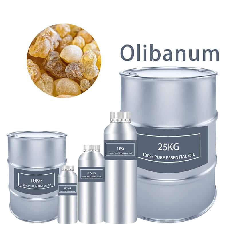 Frankincense Olibanum Essential Oil