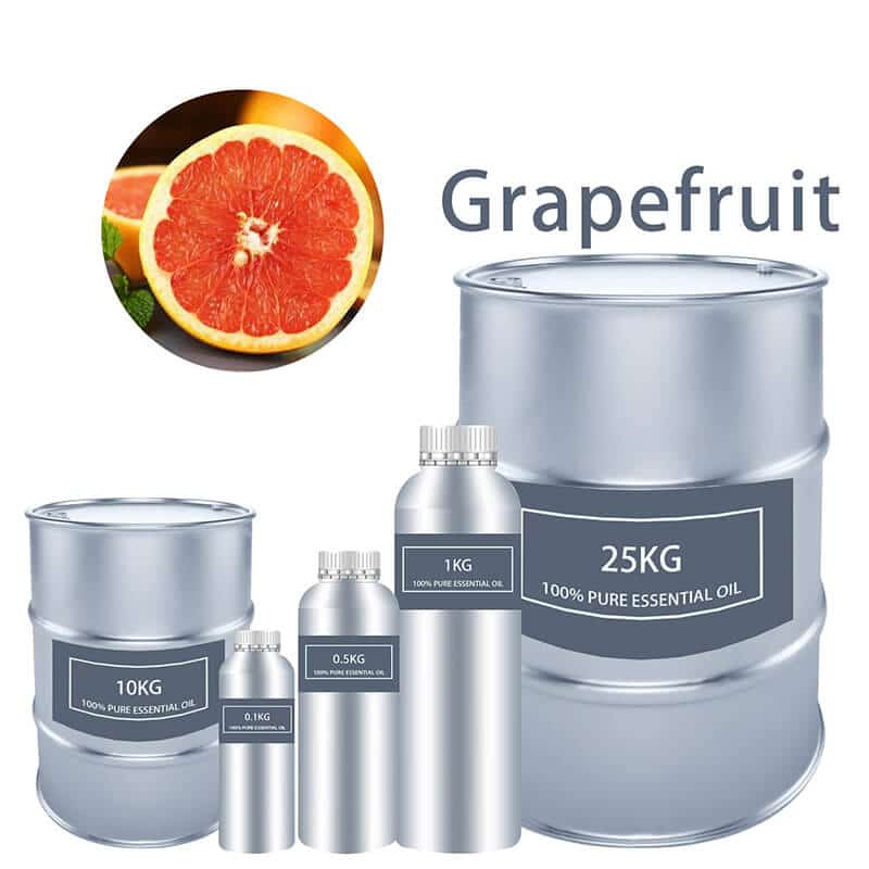 Grapefruit Essential Oi