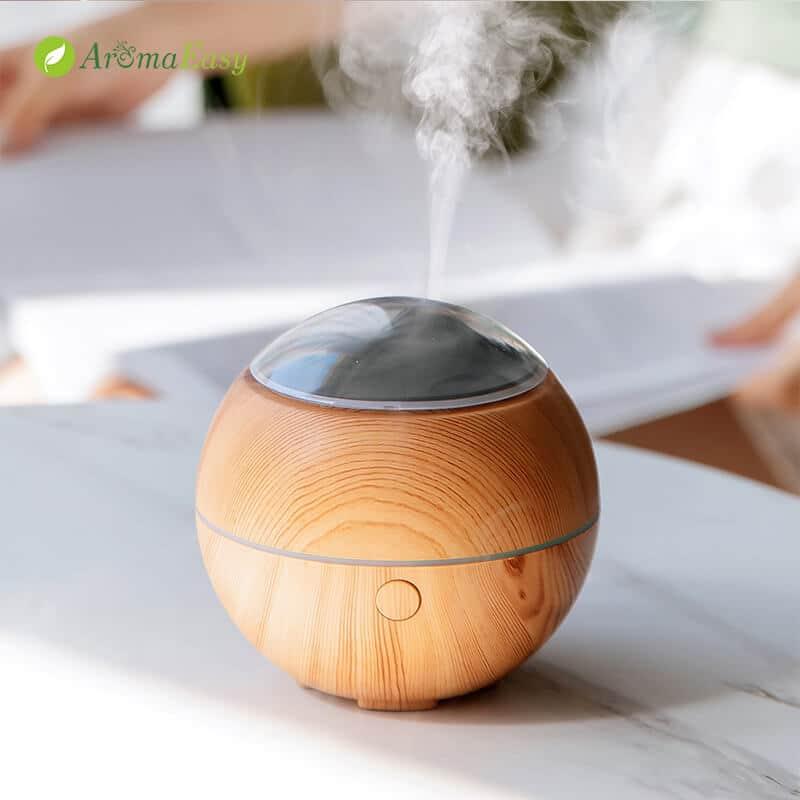 globe essential oil diffuser