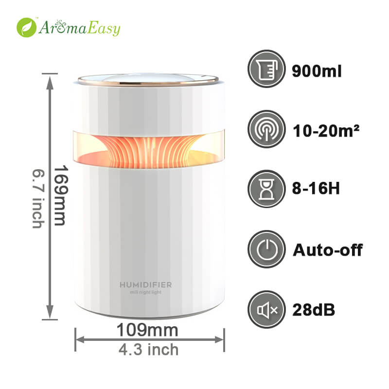 Soothing Ultrasonic Humidifier