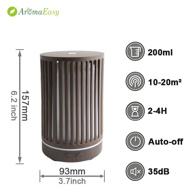 A055_02_ultrasonic essential oil diffuser