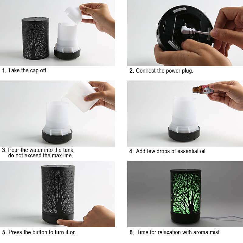 A056_06_metal essential oil diffuser