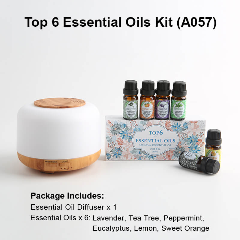 A057 Diffuser Essential oil kits