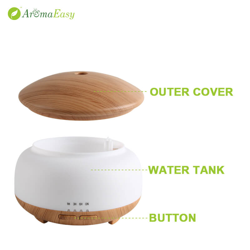 A060-03 cool mist ultrasonic aroma diffuser