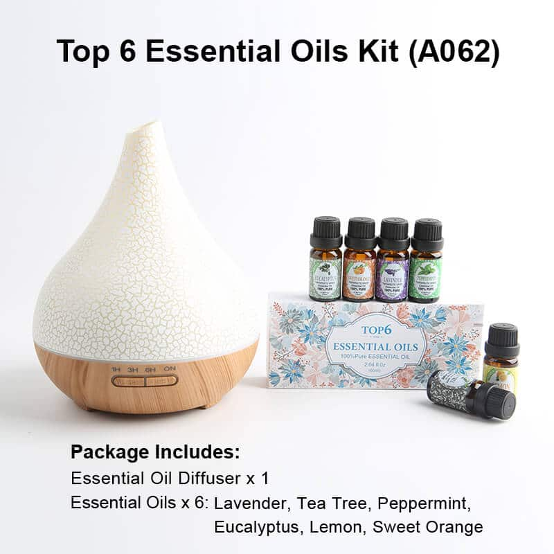 A062 Diffuser Essential oil kits