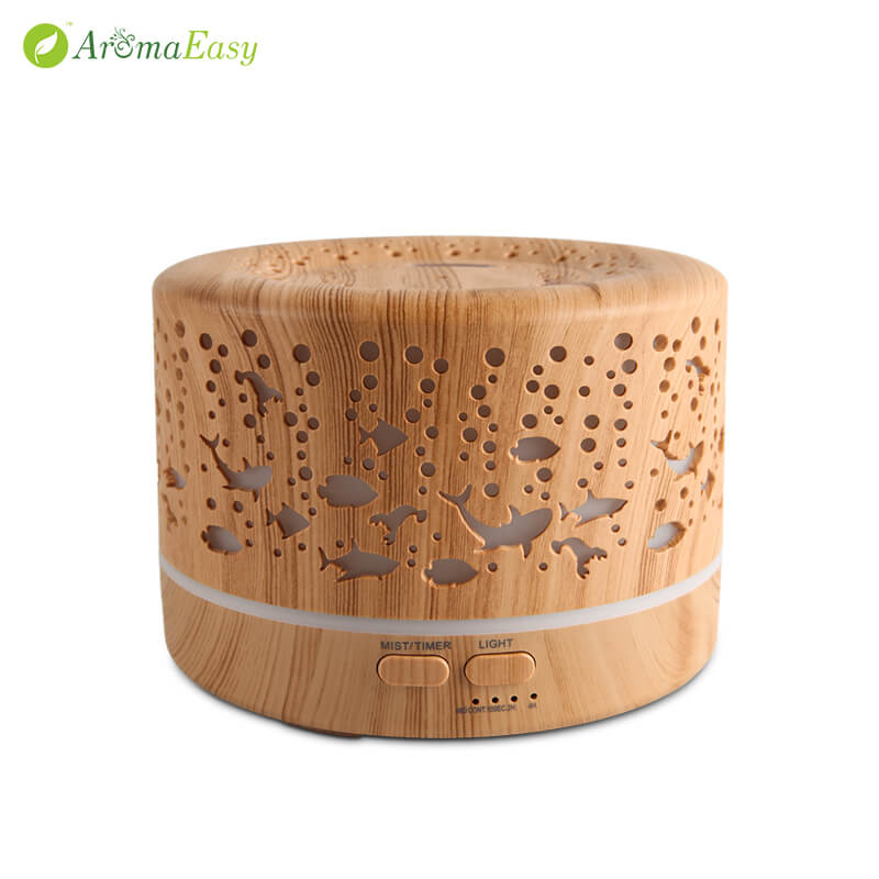 A065-01 ultrasonic mist diffuser essential oils
