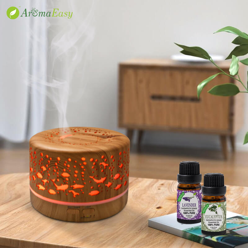 A065-06 aromatherapy essential oil diffuser ultrasonic diffusers cool mist humidifier