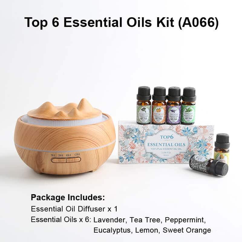 A066 Diffuser Essential oil kits