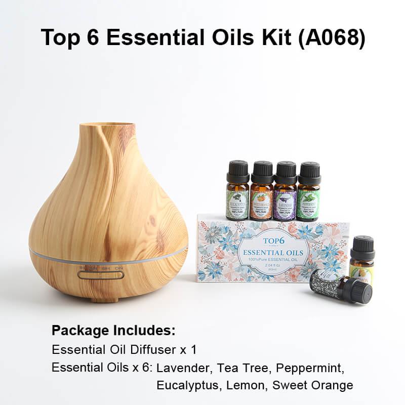 A068 Diffuser Essential oil kits