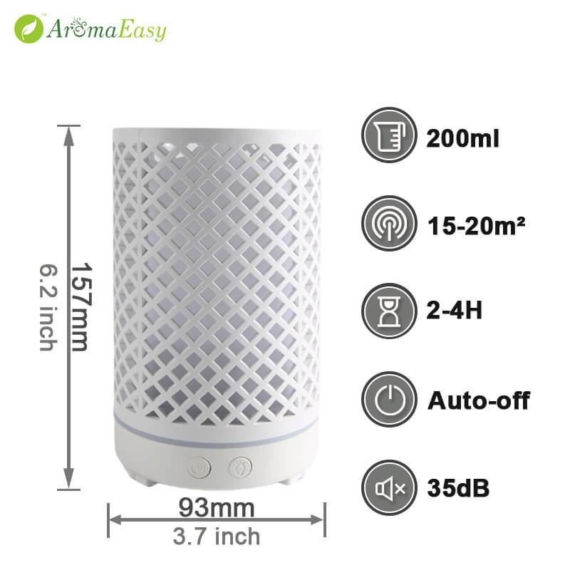 A069-02 aria ultrasonic diffuser canada