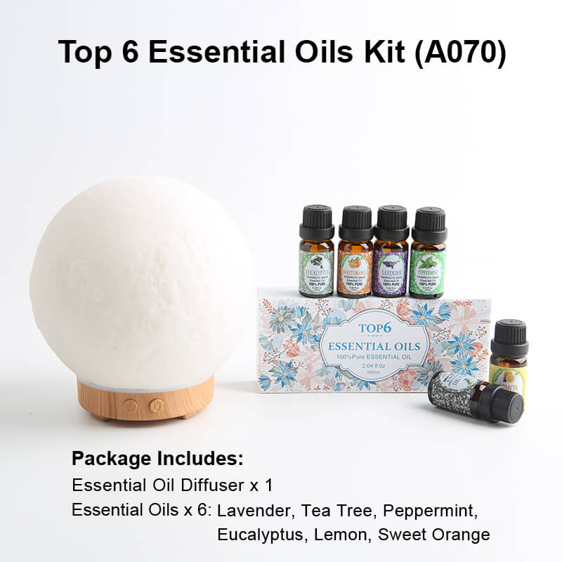 A070 Diffuser Essential oil kits