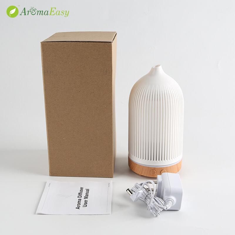 A071-04 cool mist ultrasonic humidifier vaporizer essential oil aroma diffuser crane