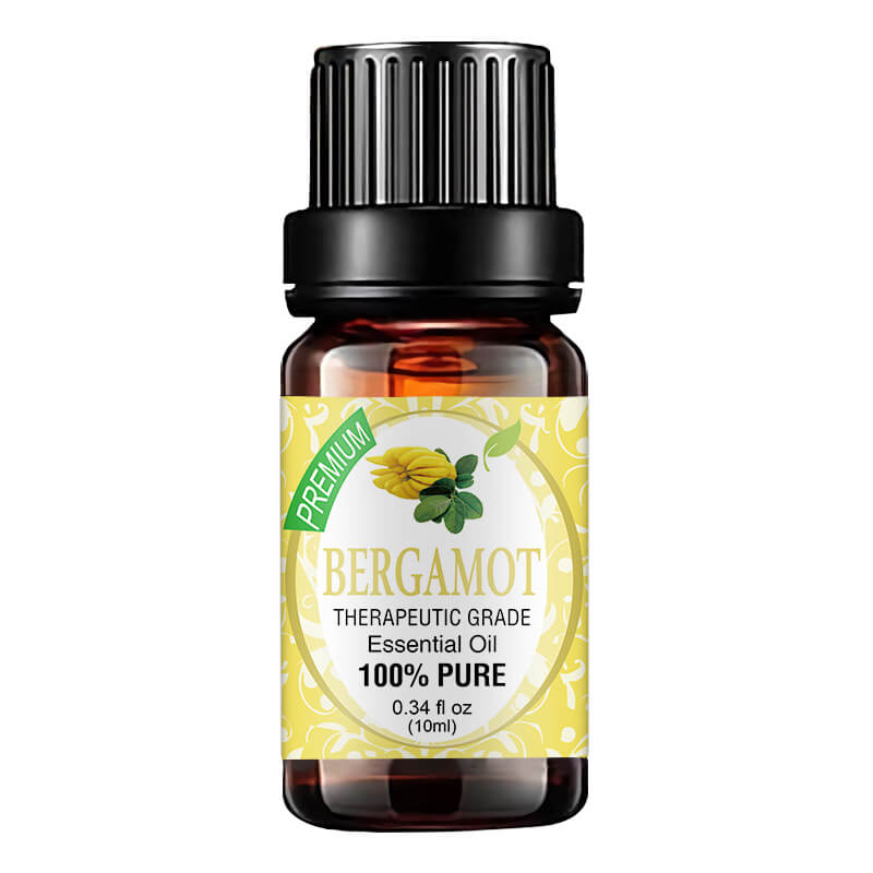 Bergamot Essential Oils E138