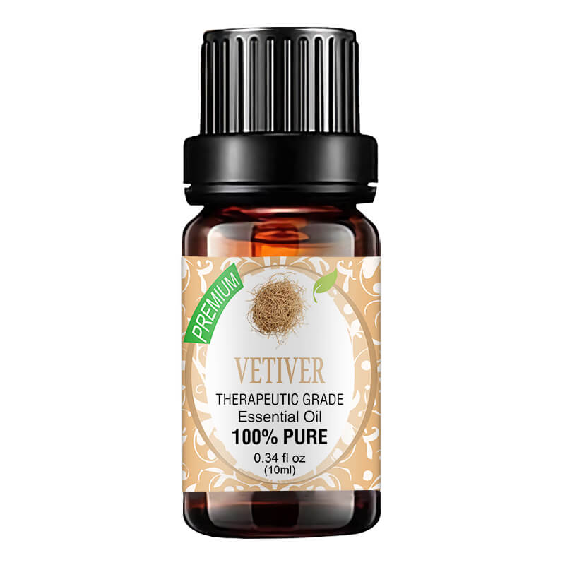 Vetiver Essential Oils E165