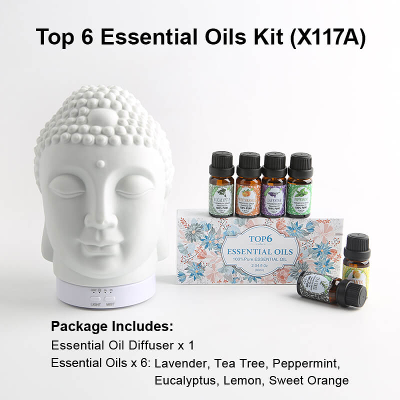 X117A Diffuser Essential oil kits