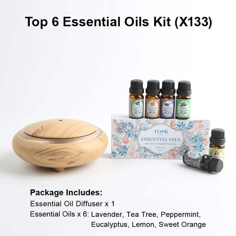 X133 Diffuser Essential oil kits