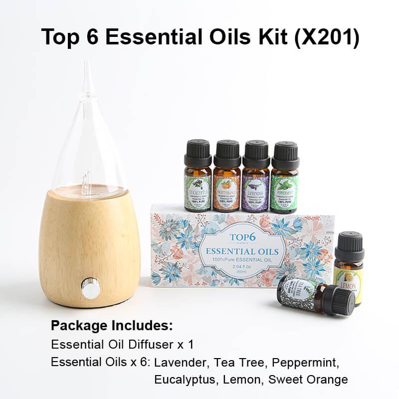 X201 Diffuser Essential oil kits