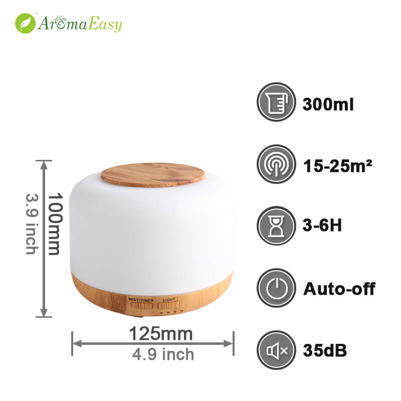 a057-02 ultrasonic essential oil diffuser target